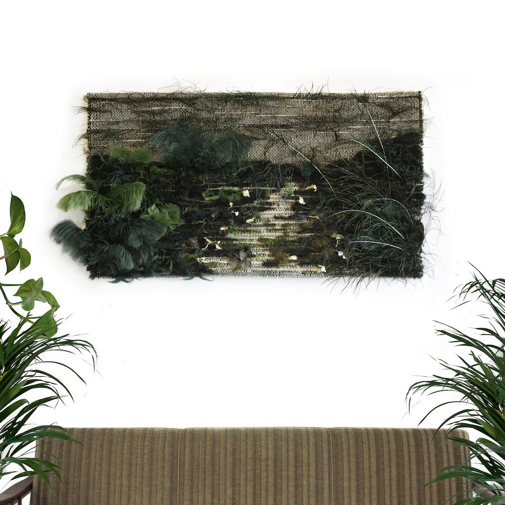 Jungle wall hanging1